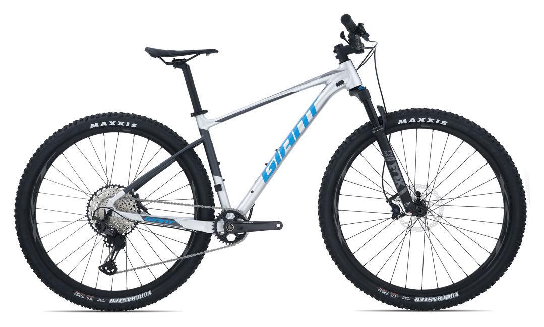 """Giant Fathom GE férfi 29"""" MTB kerékpár - ezüst - S (2020)"""