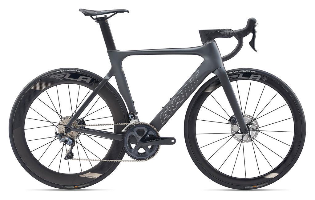 Giant Propel Advanced 1 Disc országúti kerékpár - szürke - ML (2020)