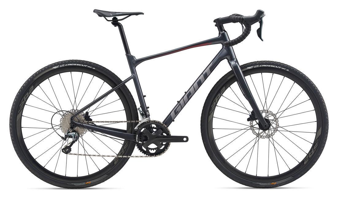 Giant Revolt 1 gravel kerékpár - fekete - ML (2020)
