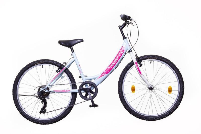 Neuzer Cindy 20 6S gyermek kerékpár - türkiz/fehér-sárga