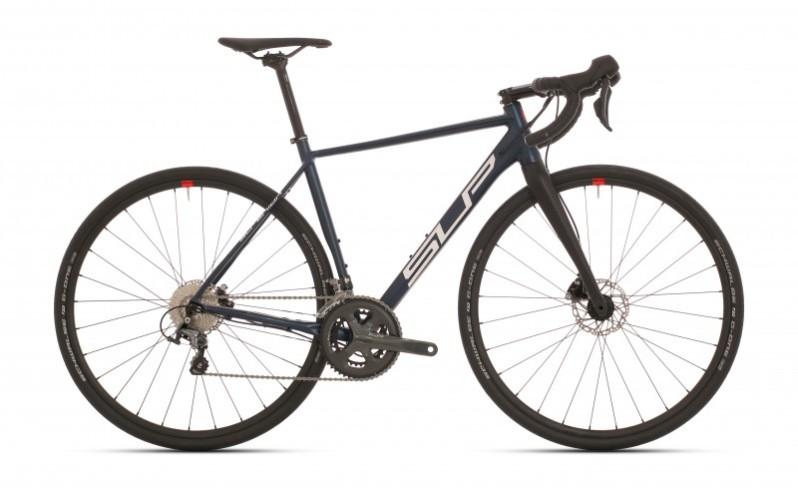 Superior X-Road Elite gravel kerékpár - matt kék - 56 cm (2019)