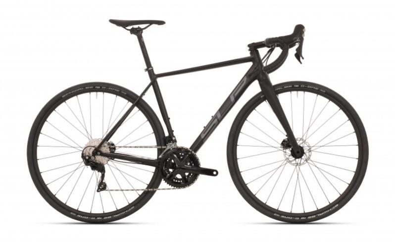 Superior X-Road Team Issue gravel kerékpár - matt fekete 56 cm (2018)