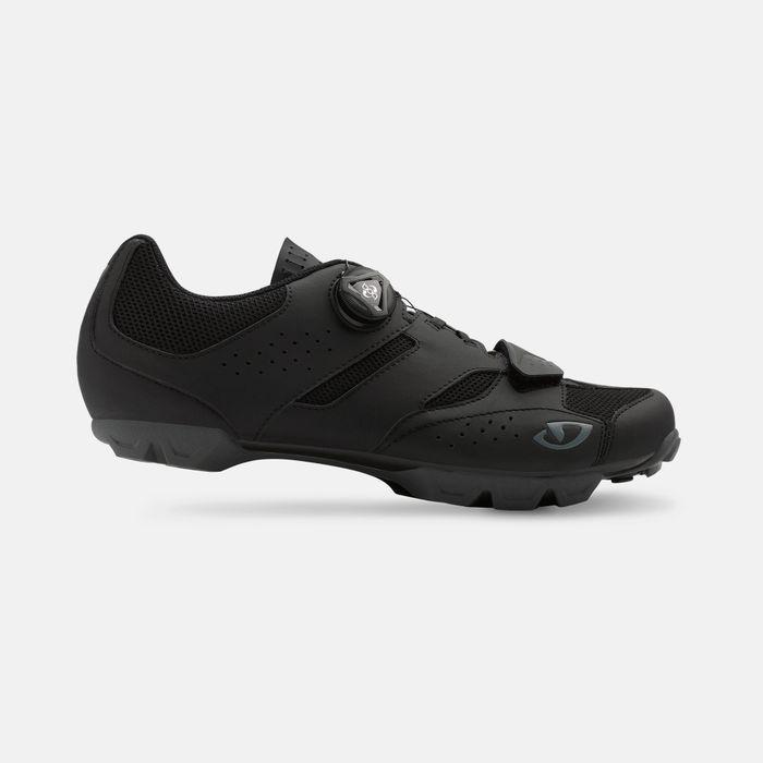 Giro Cylinder férfi MTB cipő - fekete - 47