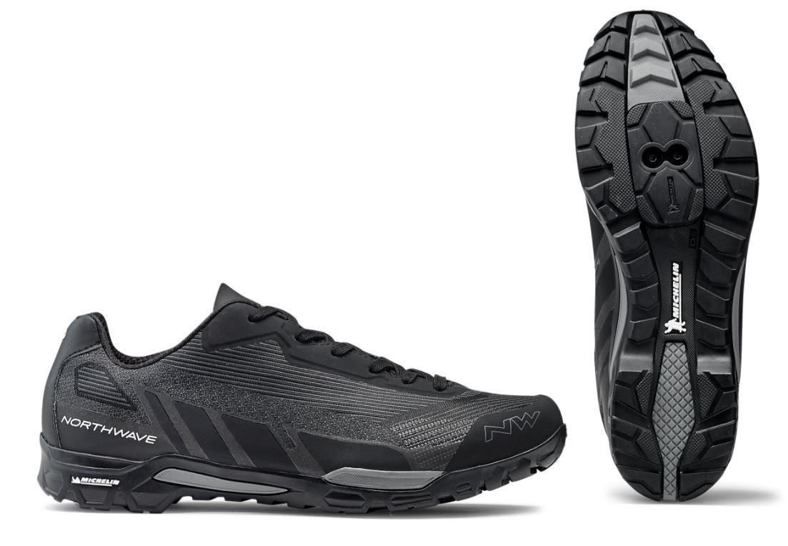 Northwave Outcross Knit 2 férfi cipő - fekete - 42
