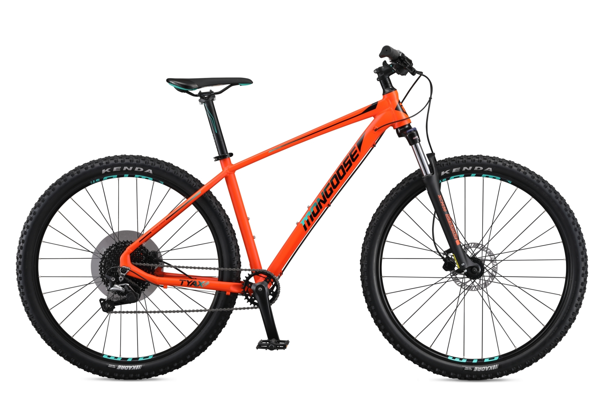 """MONGOOSE TYAX COMP férfi 29"""" MTB kerékpár - narancssárga - M (2020)"""