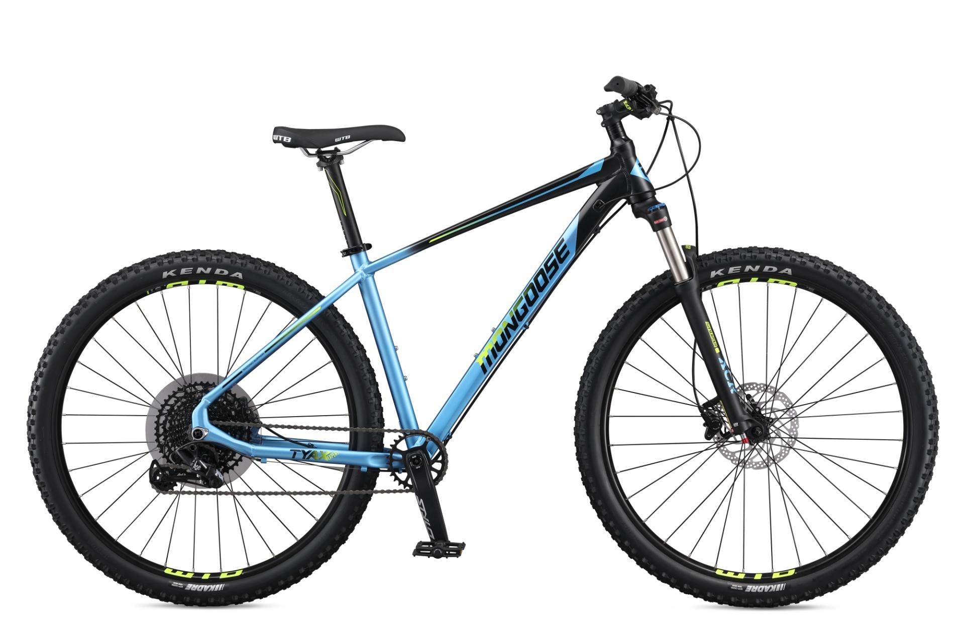 """MONGOOSE TYAX EXPERT férfi 29"""" MTB kerékpár - fekete - L (2020)"""