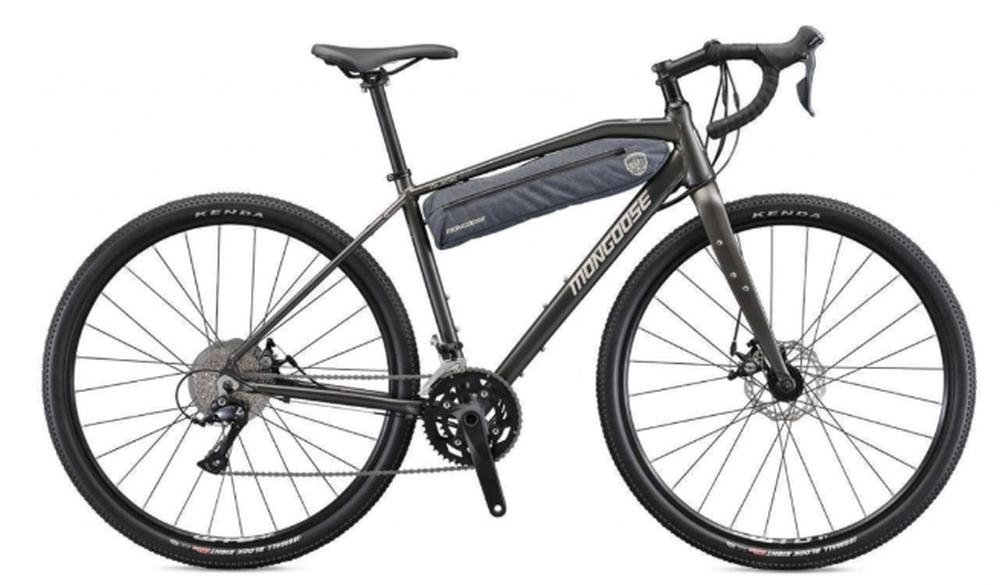 MONGOOSE GUIDE SPORT gravel kerékpár - szürke - M (2020)