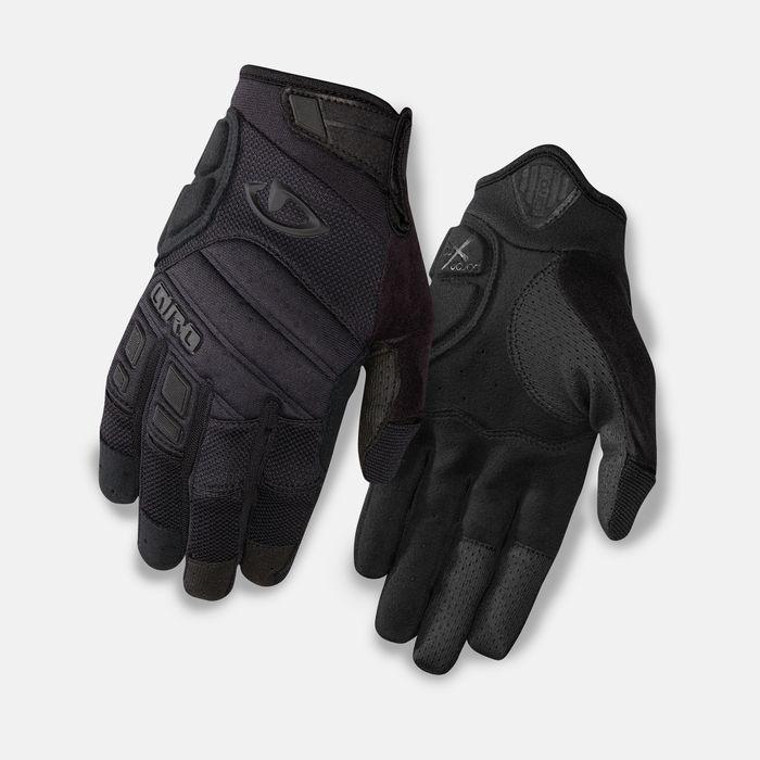 GIRO Xen kesztyű - fekete - XL