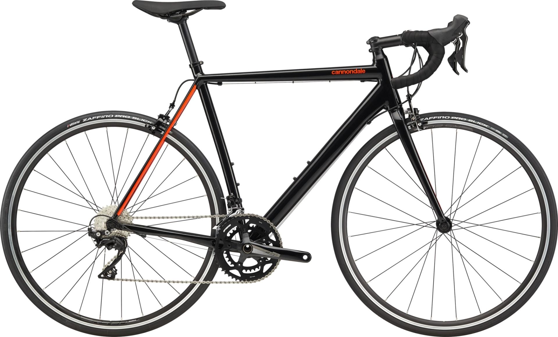 Cannondale CAAD Optimo 105 országúti kerékpár - fekete - 54 cm (2020)
