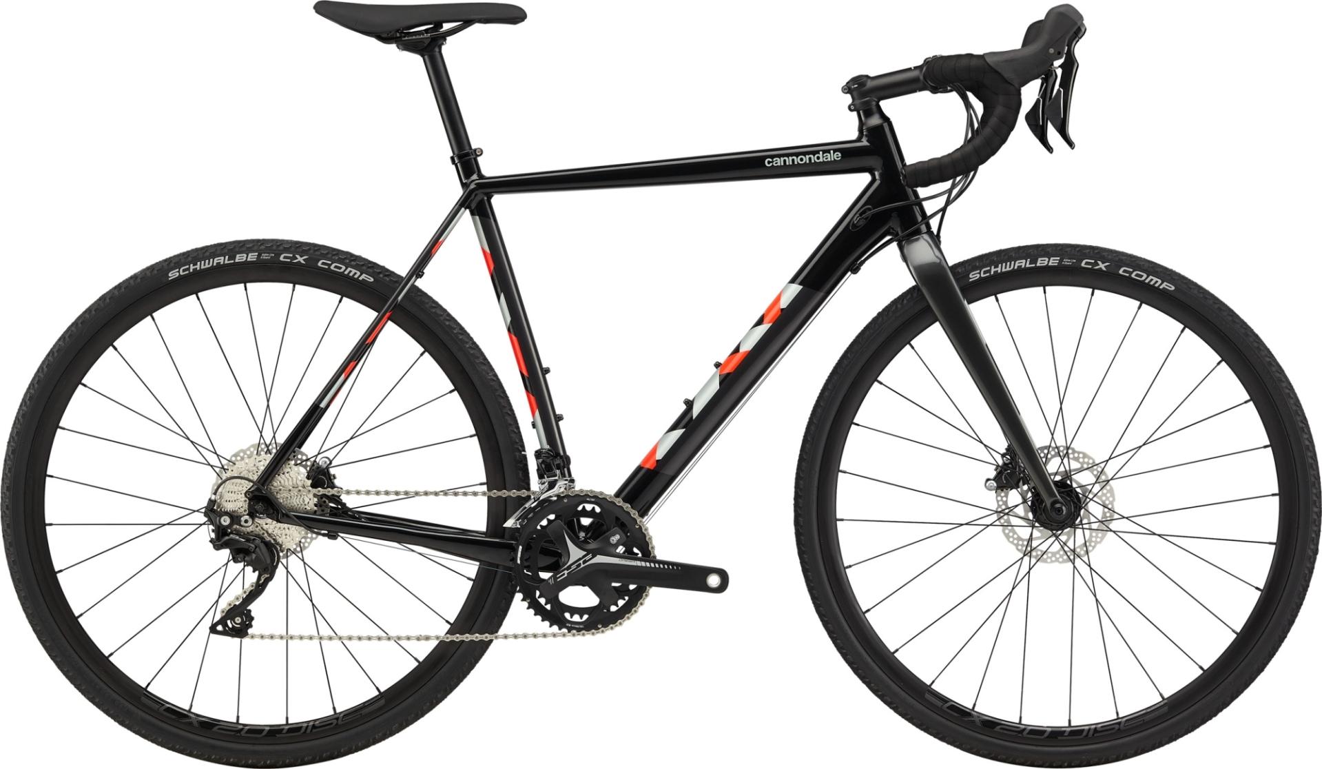 Cannondale CAAD X 105 cyclocross kerékpár - fekete - 58 cm (2020)