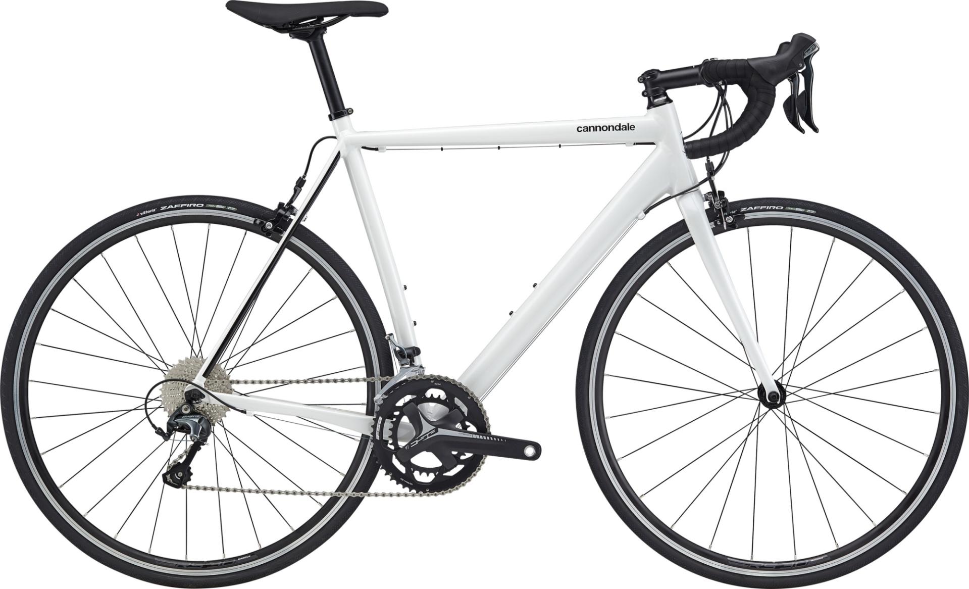 Cannondale CAAD Optimo Tiagra országúti kerékpár - fehér - 54 cm (2020)