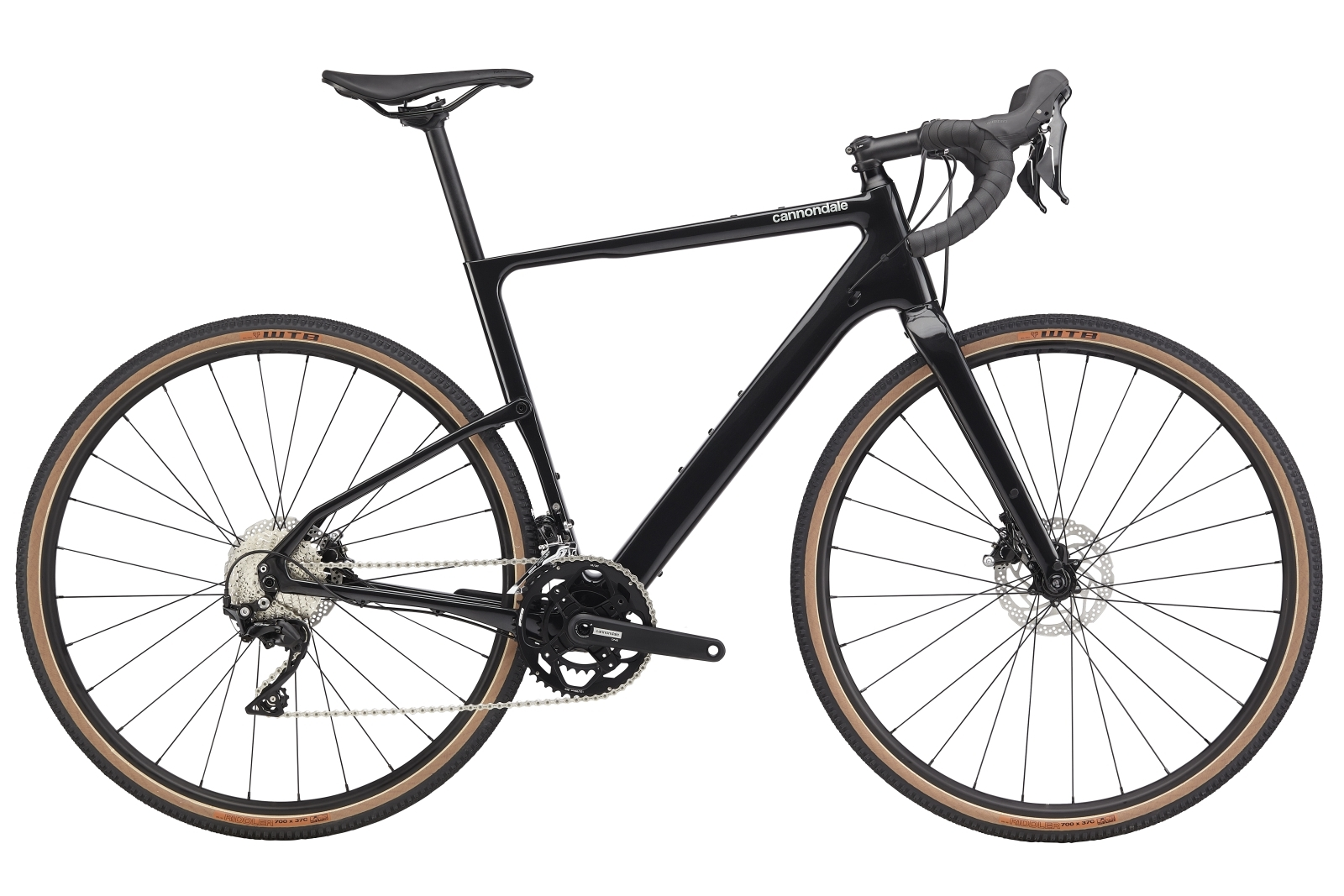 Cannondale Topstone Carbon 105 gravel kerékpár - fekete - XL (2020)