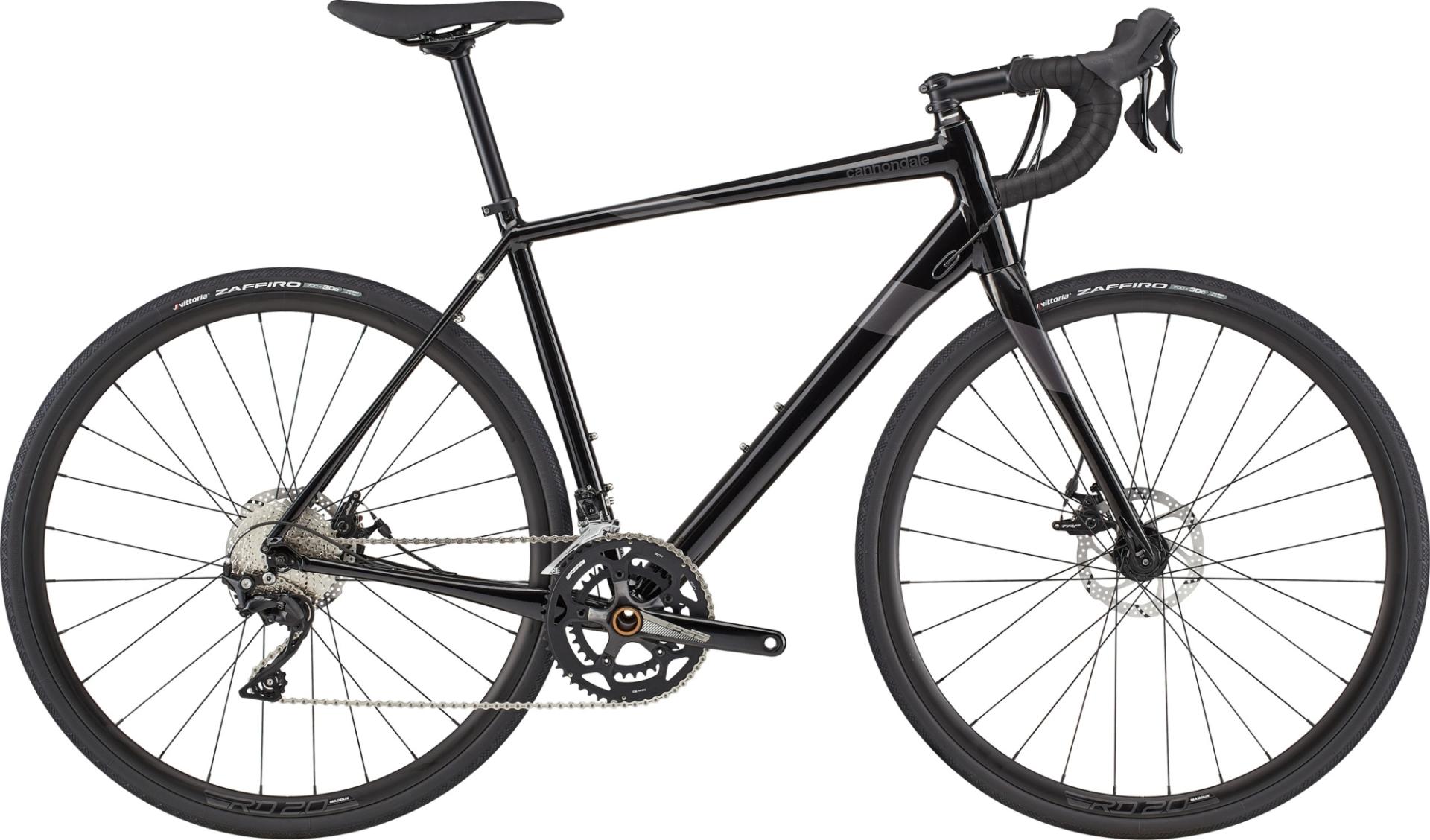 Cannondale Synapse 105 országúti kerékpár - fekete - 54 cm (2020)