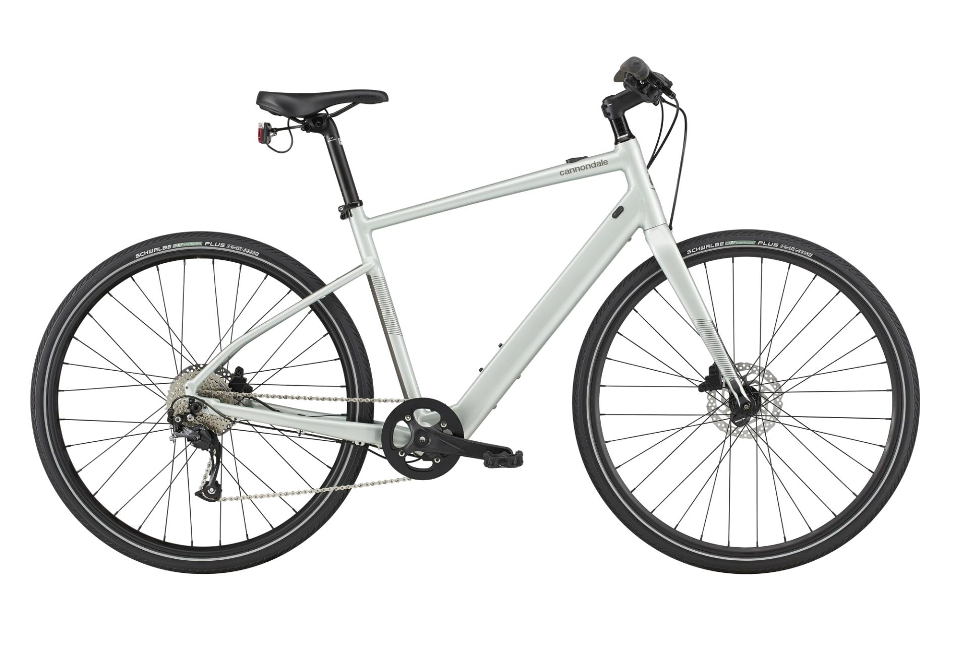 Cannondale Quick Neo SL 2 pedelec fitness kerékpár - fehér - M (2020)