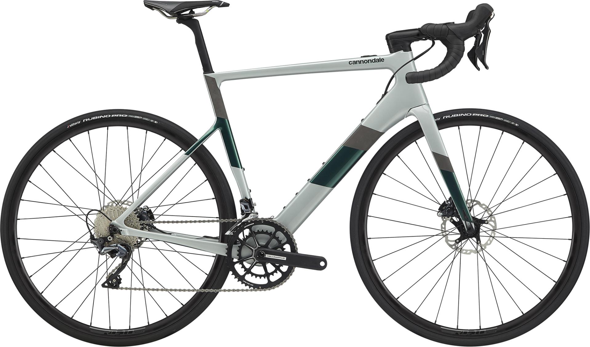 Cannondale SuperSix Neo 2 pedelec országúti kerékpár - L (2020)