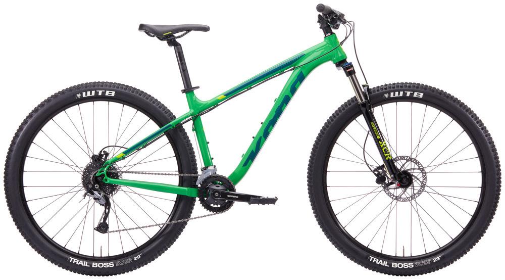 """KONA Lava Dome férfi 29"""" MTB kerékpár - zöld - XL (2020)"""