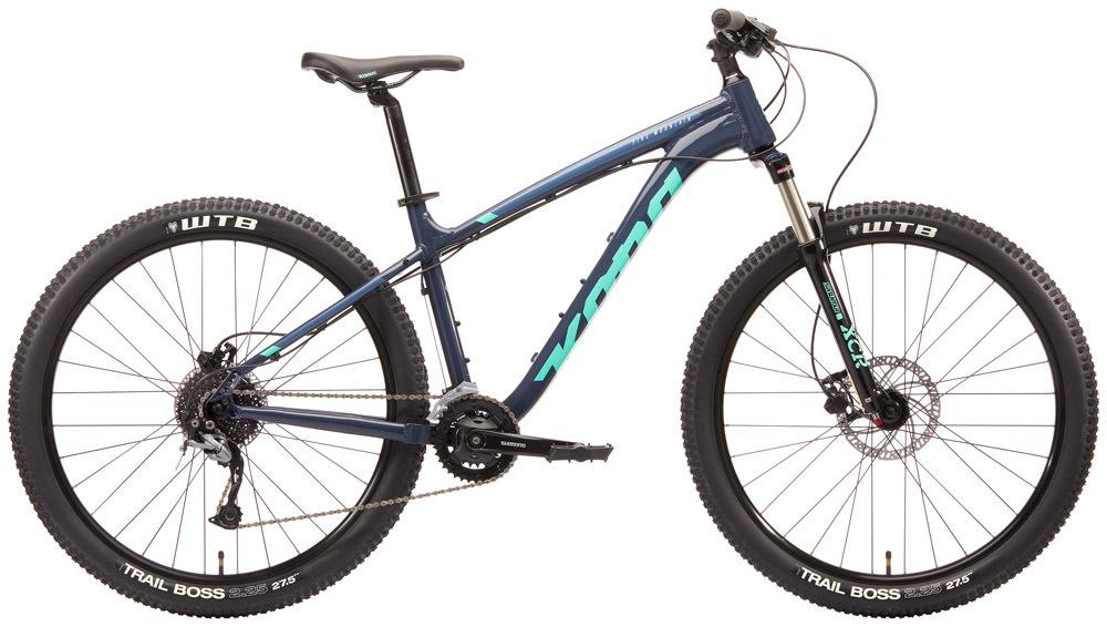 """KONA Fire Mountain 27.5"""" MTB kerékpár - sötétkék - M (2020)"""
