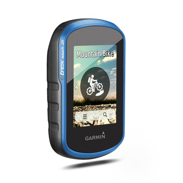 Garmin eTrex Touch 25 navigáció