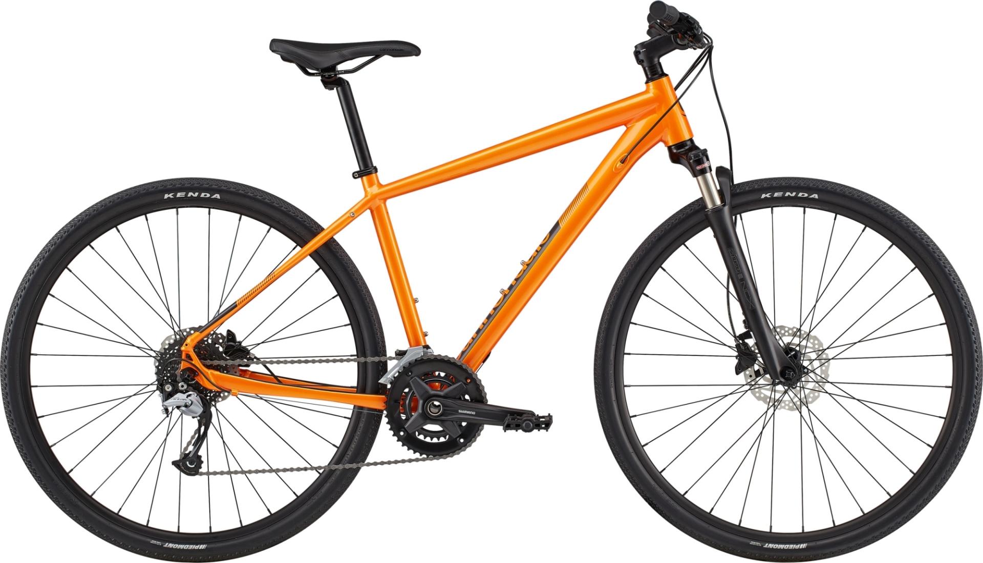 Cannondale Quick CX 2 férfi cross kerékpár - narancs - M (2020)