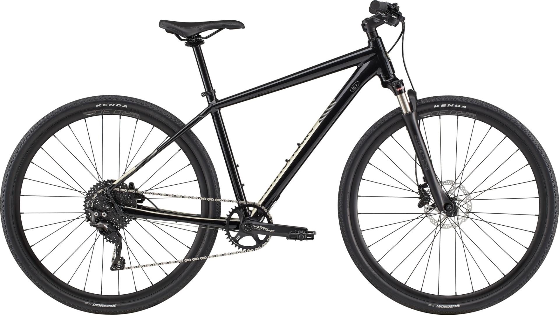 Cannondale Quick CX 1 férfi cross kerékpár - fekete - M (2020)