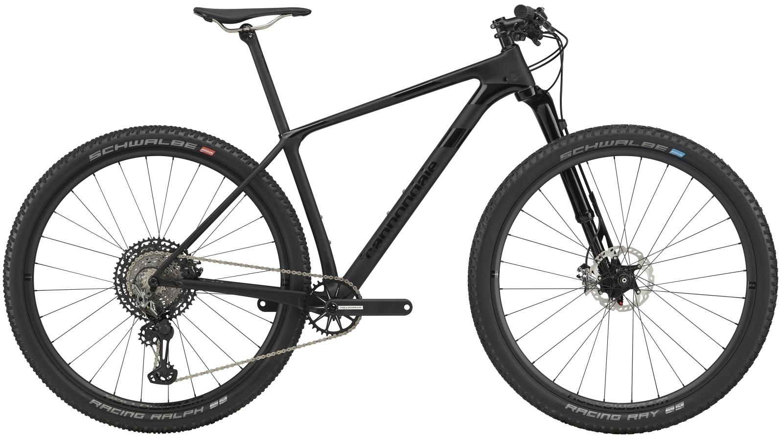 """Cannondale F-Si Hi-Mod 1 férfi 29"""" MTB kerékpár - fekete - M (2020)"""
