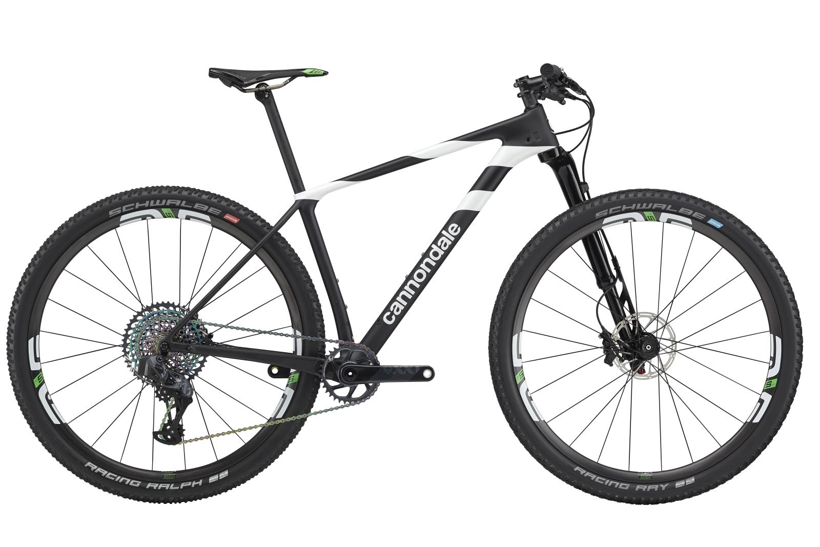 """Cannondale F-Si Hi-Mod World Cup férfi 29"""" MTB kerékpár - fekete - L (2020)"""
