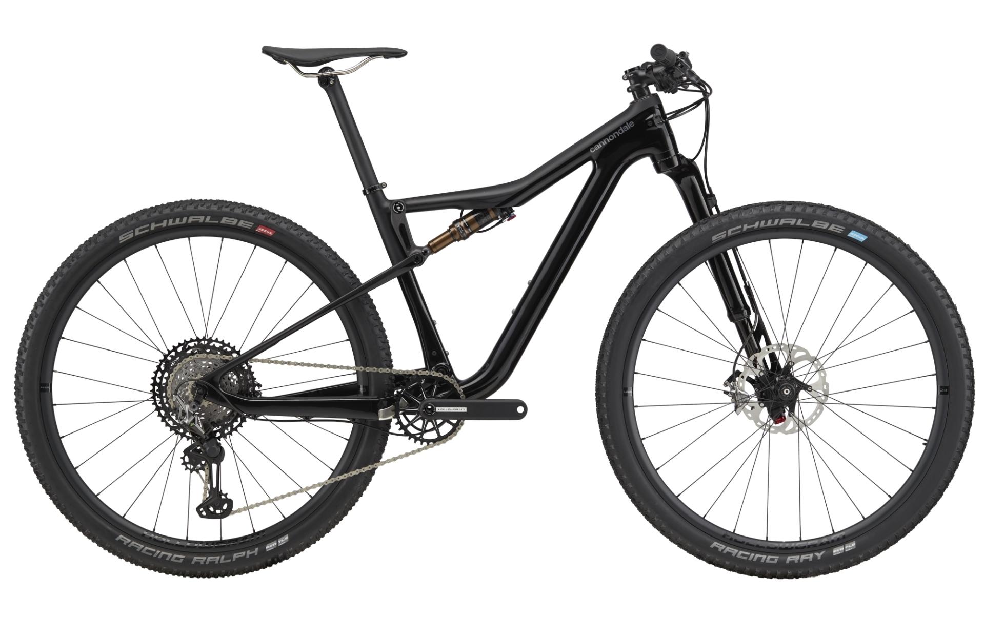 """Cannondale Scalpel Si Hi-Mod 1 férfi 29"""" trail kerékpár - fekete - L (2020)"""