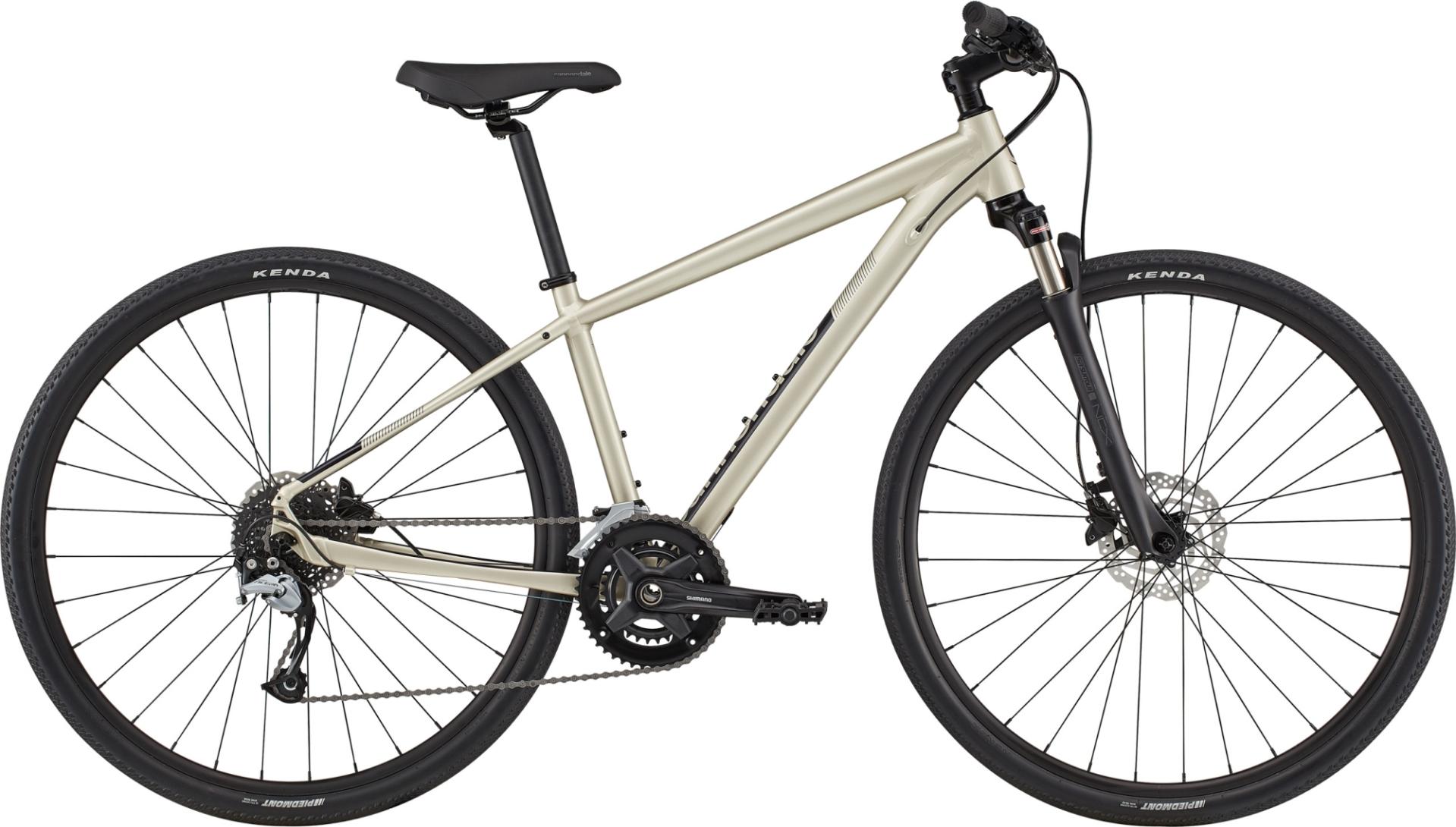 Cannondale Quick Althea 2 női cross kerékpár - ezüst - S (2020)
