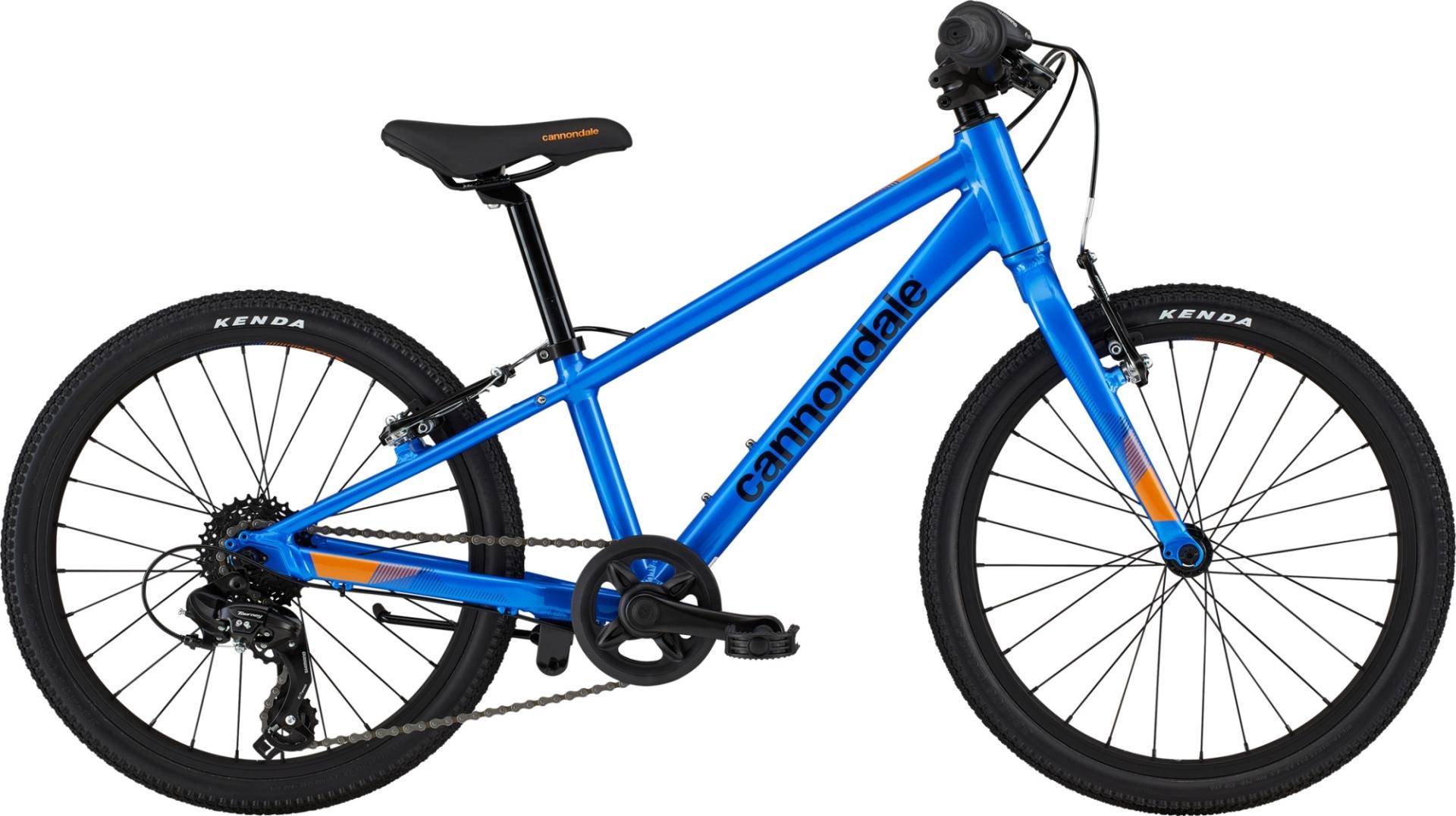 """Cannondale Quick gyermek 20"""" kerékpár - kék (2020)"""