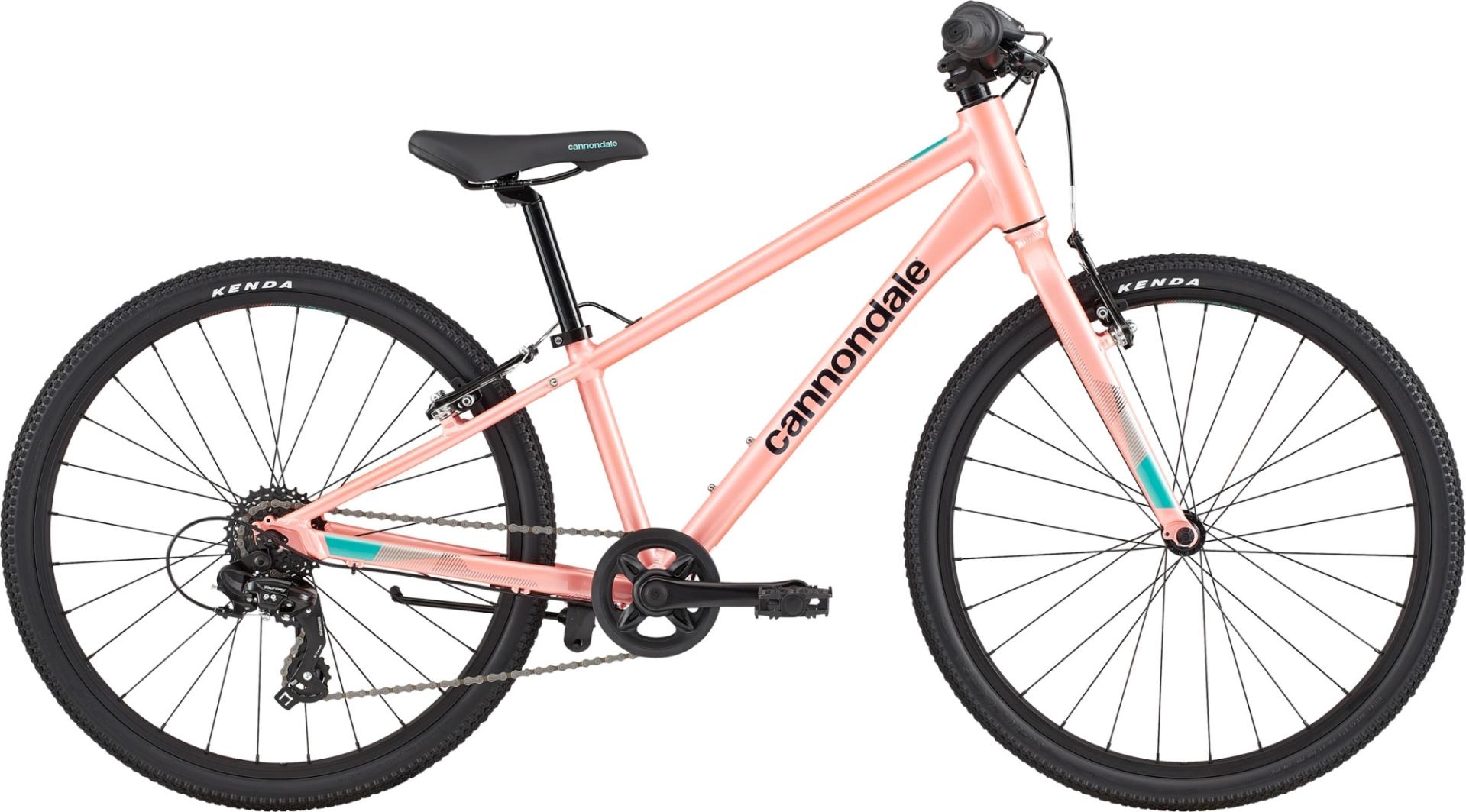 """Cannondale Quick gyermek 24"""" kerékpár - pink (2020)"""