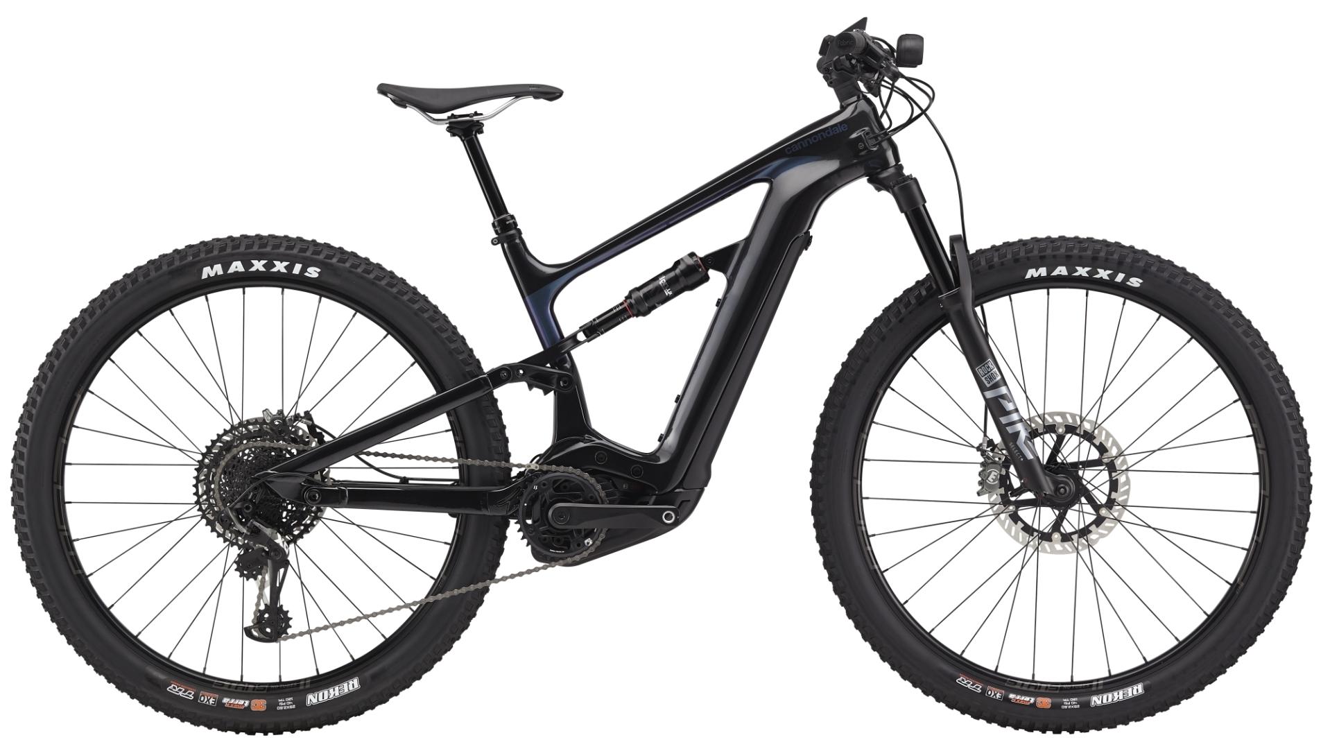 """Cannondale Habit Neo 1 férfi 29"""" trail pedelec kerékpár - fekete - M (2020)"""