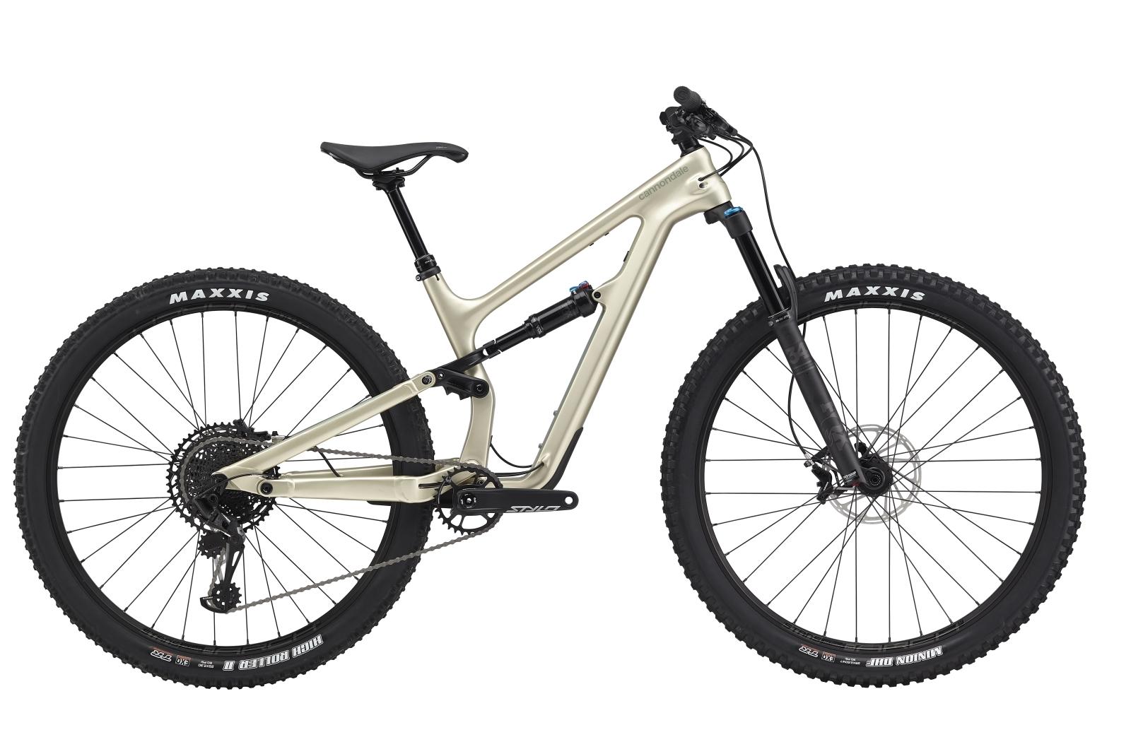 "Cannondale Habit Carbon 1 női 29"" trail kerékpár - pezsgő - S (2020)"