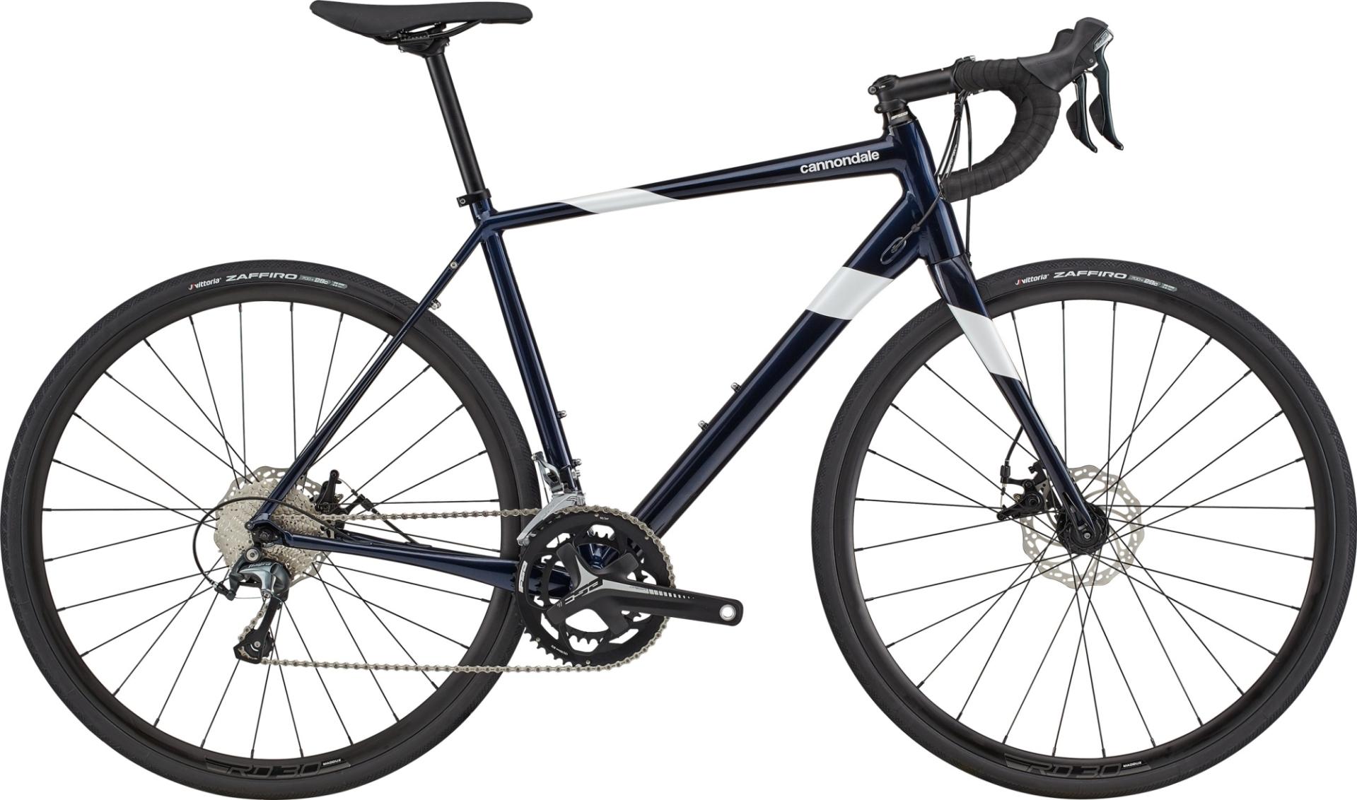 Cannondale Synapse Tiagra országúti kerékpár - sötétkék - 51 cm (2020)