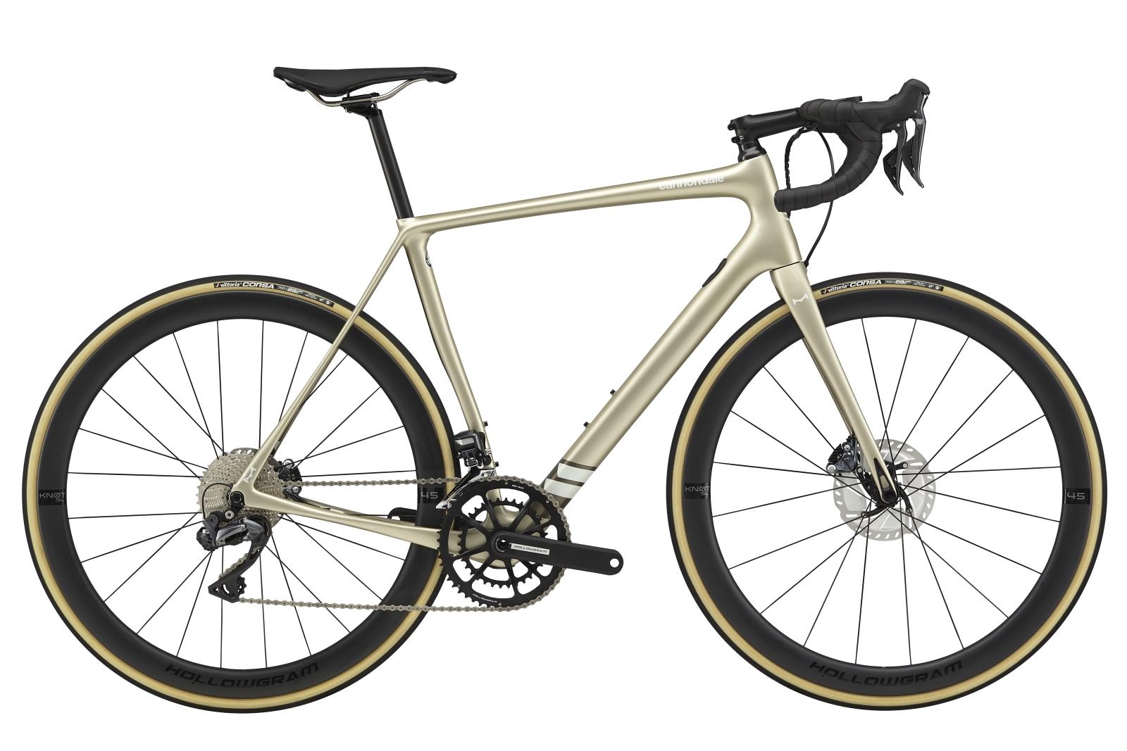 Cannondale Synapse Carbon Hi-MOD Disc Ultegra Di2 országúti kerékpár - pezsgő - 61 cm (2020)