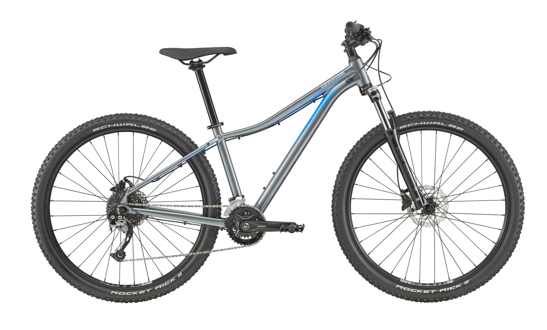 """Cannondale Trail 4 női 27.5"""" MTB kerékpár - kék - M (2020)"""