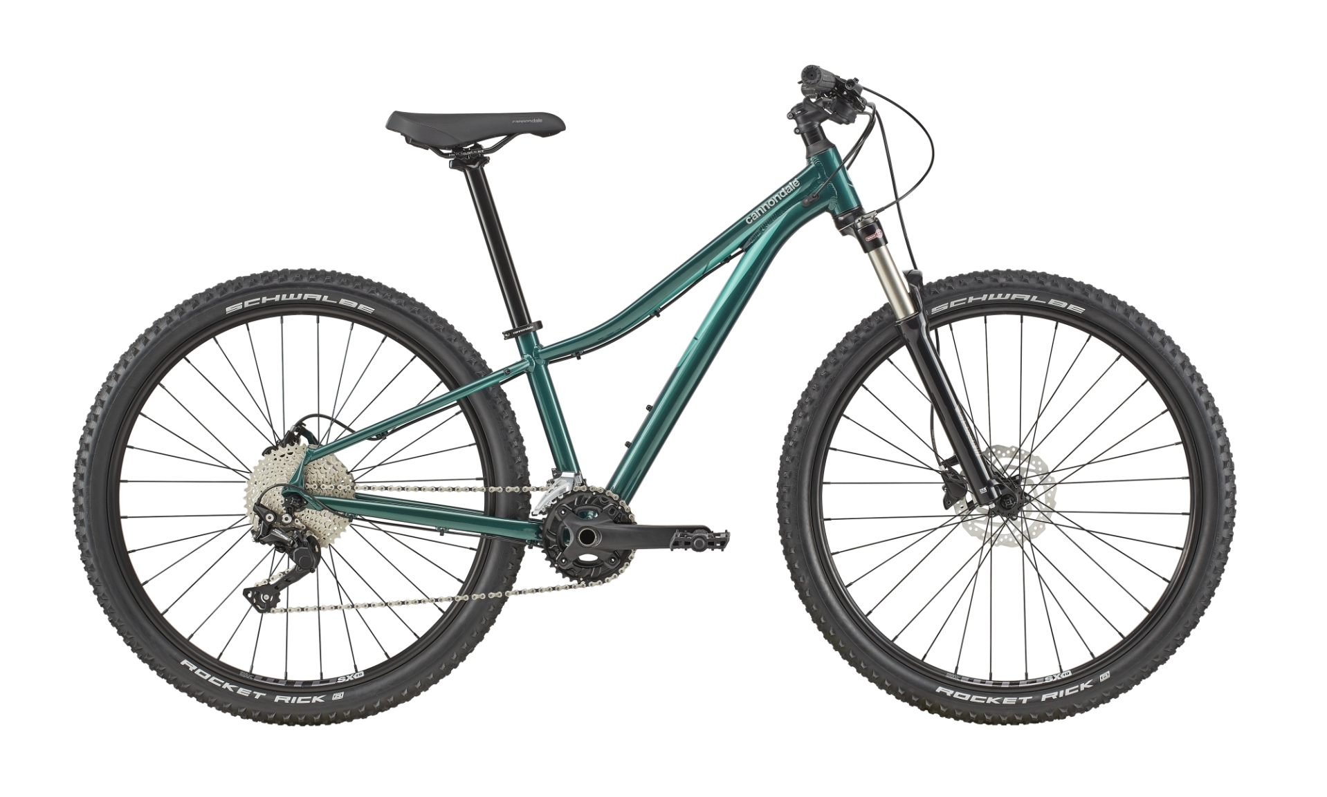 """Cannondale Trail 3 női 27.5"""" MTB kerékpár - zöld - S (2020)"""