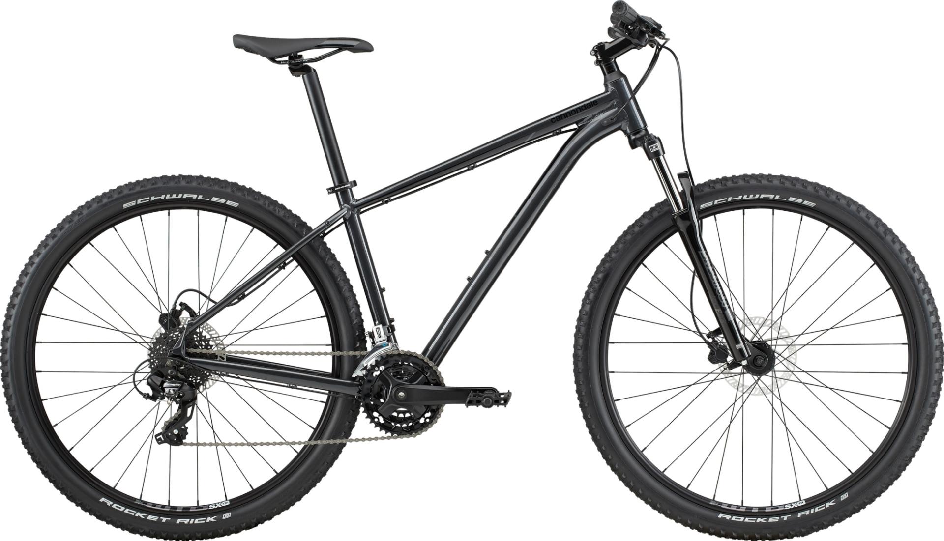 """Cannondale Trail 8 férfi 29"""" MTB kerékpár - szürke - XL (2020)"""