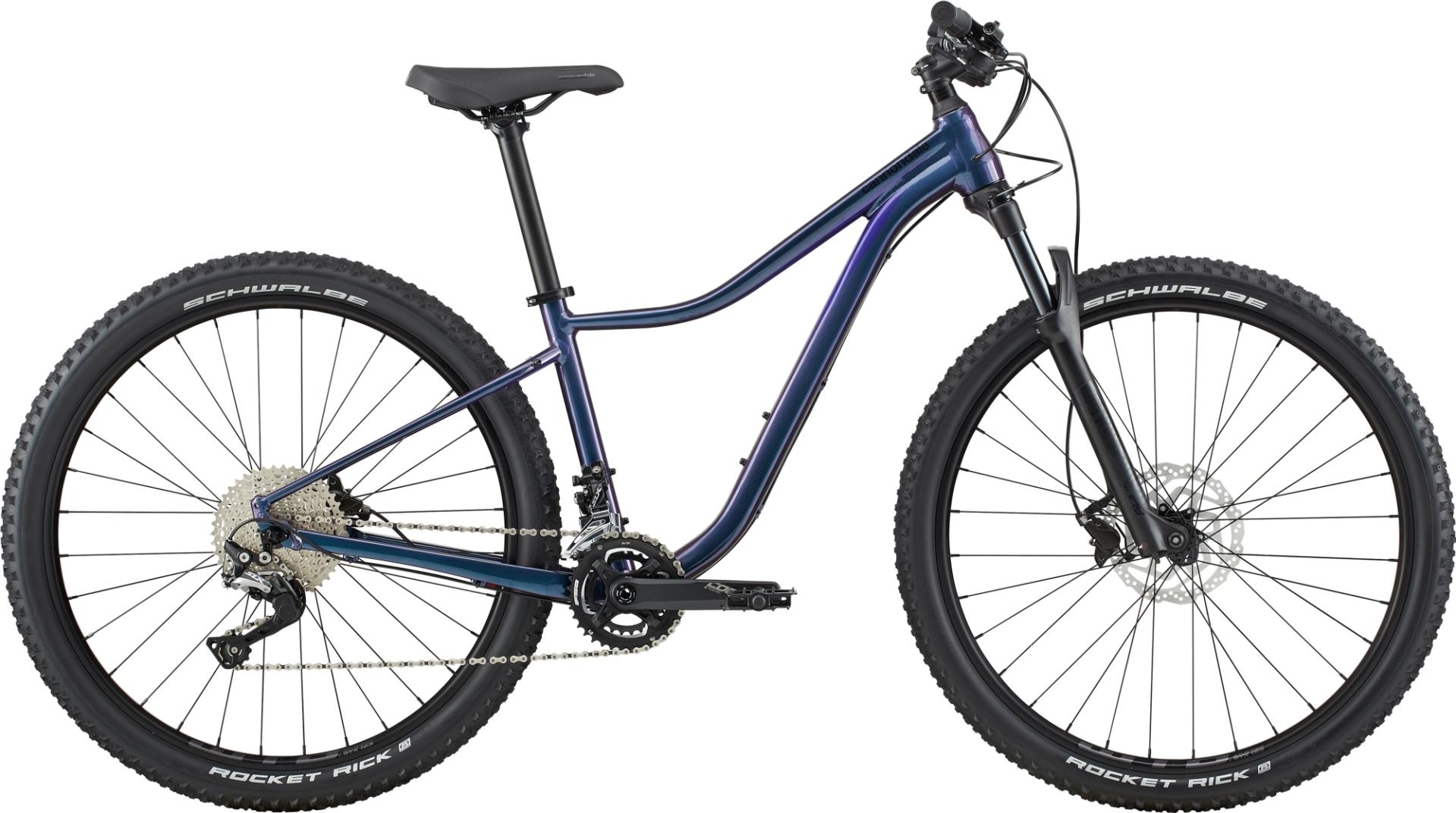 """Cannondale Trail 1 női 27.5"""" MTB kerékpár - kék - S (2020)"""