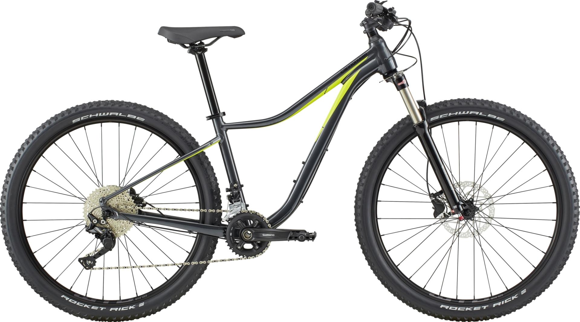"""Cannondale Trail 2 női 27.5"""" MTB kerékpár szürke - M (2020)"""