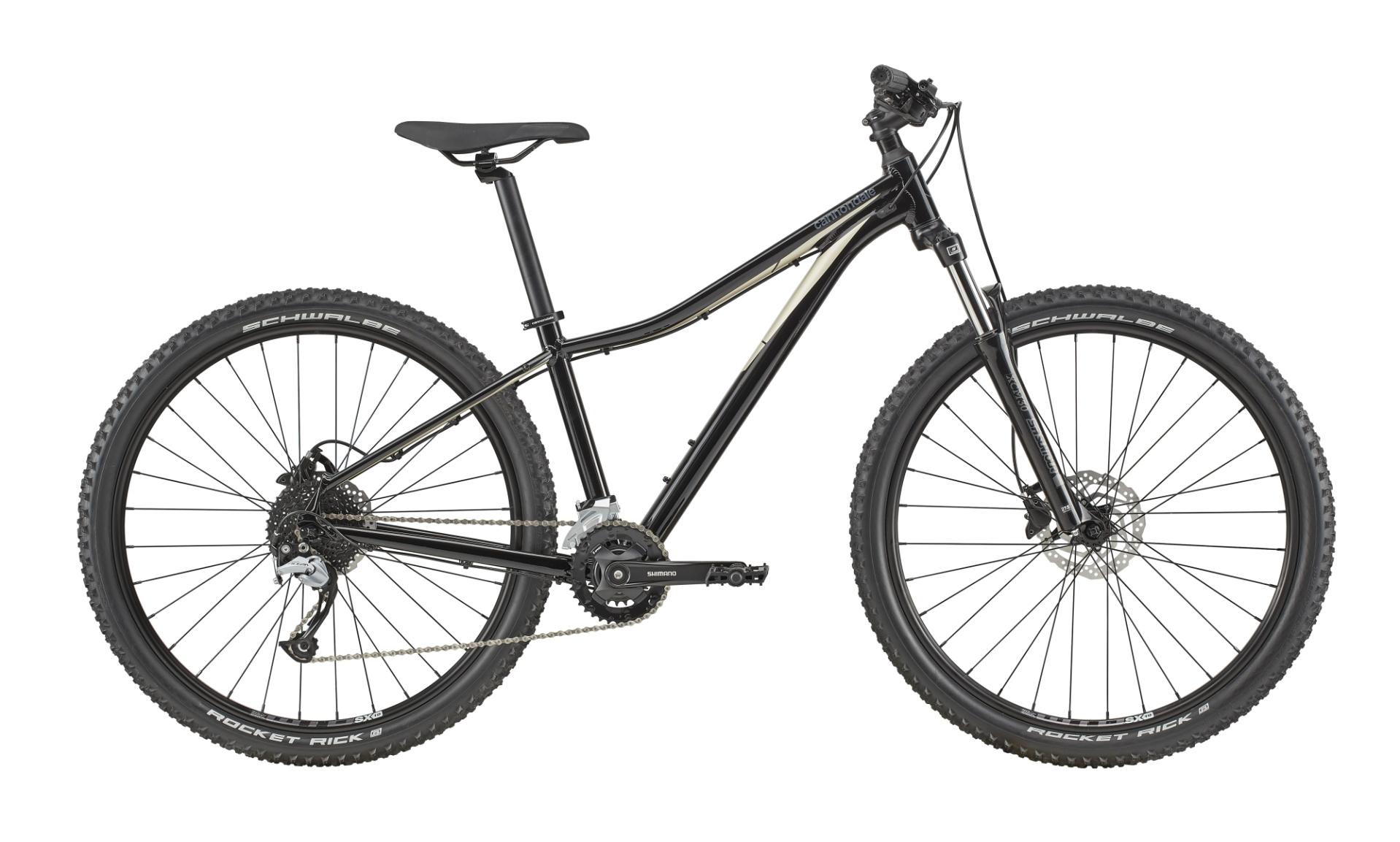 """Cannondale Trail 5 női 27.5"""" MTB kerékpár - fekete - S (2020)"""