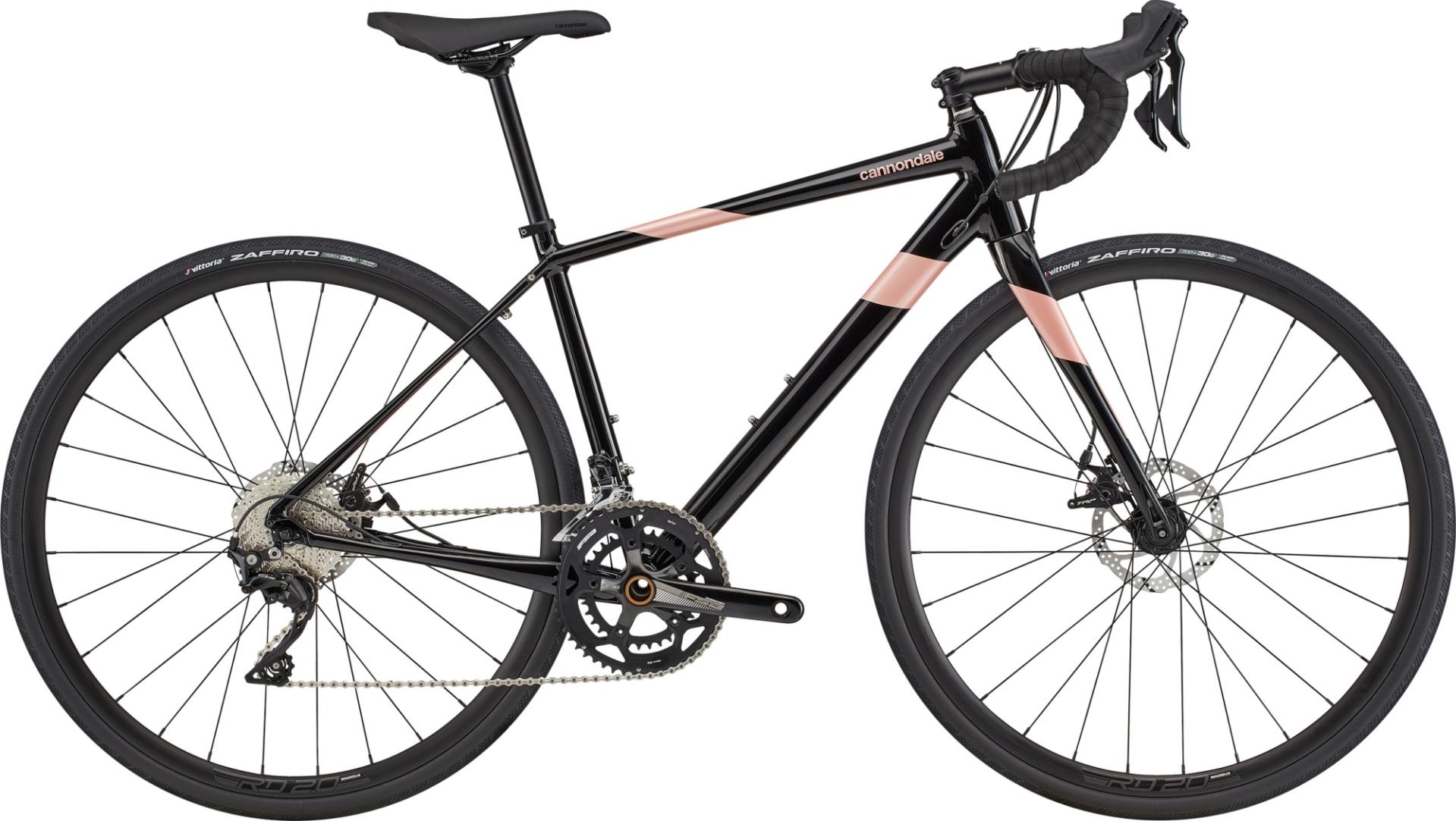 Cannondale Synapse 105 női országúti kerékpár - fekete - 48 cm (2020)