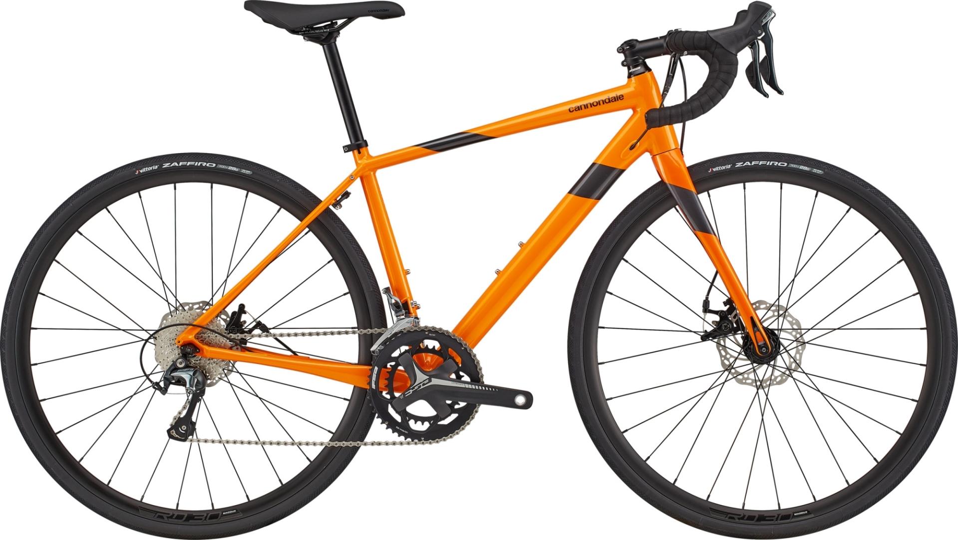 Cannondale Synapse Tiagra női országúti kerékpár - narancssárga - 48 cm (2020)