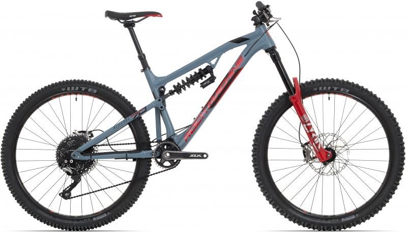"""Rock Machine Blizzard 70-27 férfi 27.5"""" enduro kerékpár - matt szürke - 17 (2020)"""