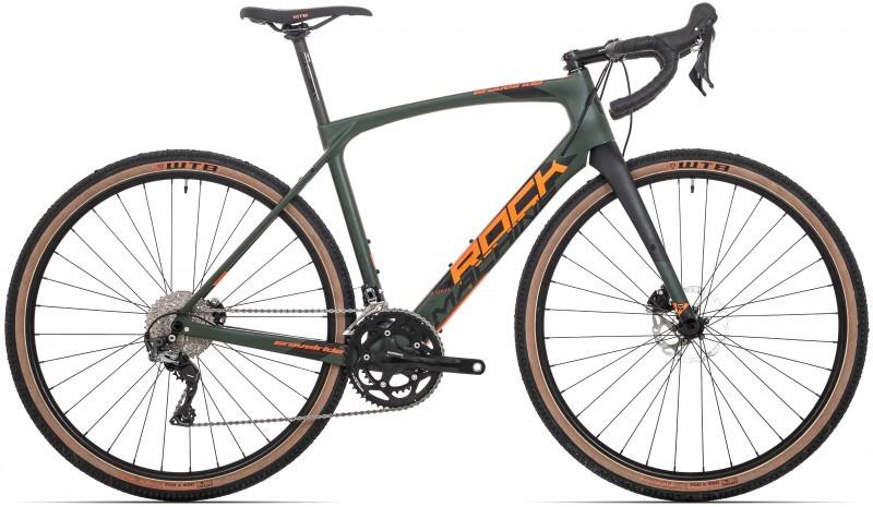 Rock Machine Gravelride CRB 700 gravel kerékpár - matt khaki - 58 cm (2020)