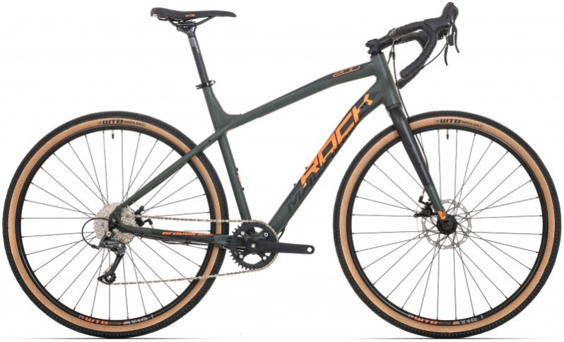 Rock Machine Gravelride 200 gravel kerékpár - matt khaki - 53 cm (2020)