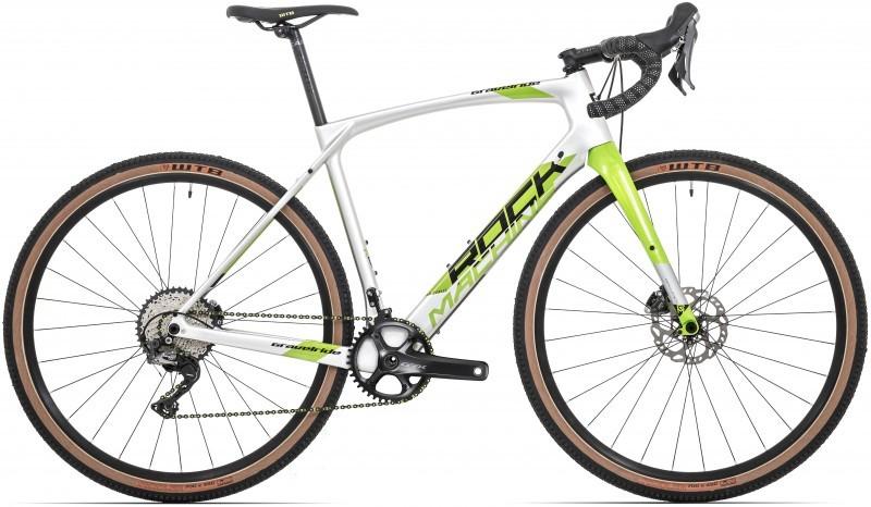 Rock Machine Gravelride CRB 900 gravel kerékpár - ezüst - 56 cm (2020)