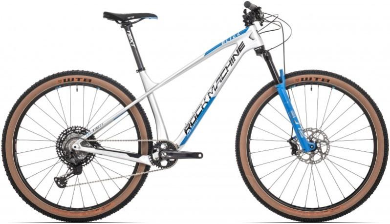 """Rock Machine Blizz CRB 90-29 férfi 29"""" MTB kerékpár - ezüst - 17 (2020)"""