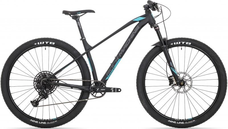 "Rock Machine Torrent 70-29 férfi 29"" MTB kerékpár - matt fekete - 21 (2020)"