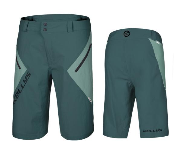 Kellys Stoke férfi Enduro/MTB rövidnadrág - kék - XXL