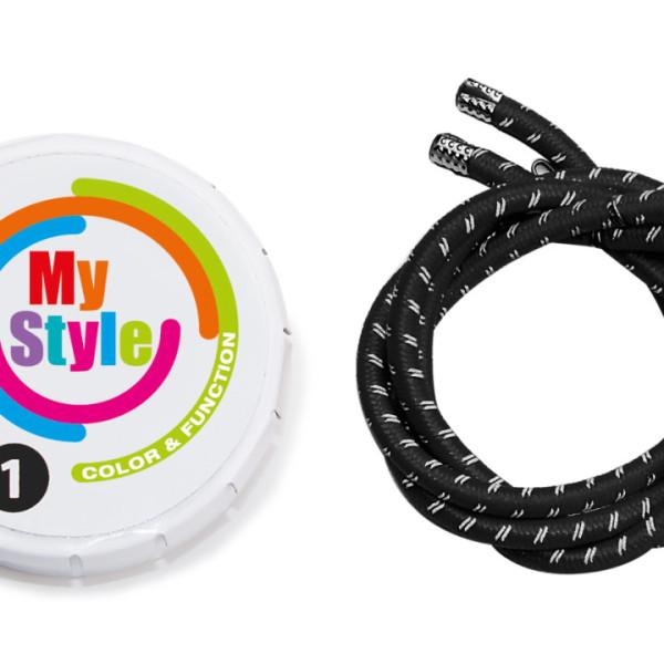 Casco MyStyle szalag - fekete (Méret: 2)